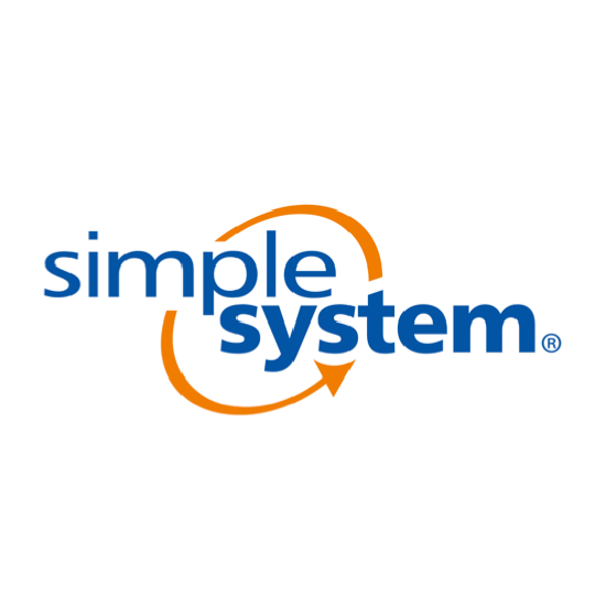 simple system Logo